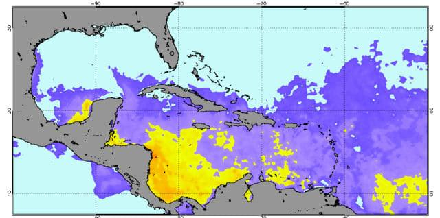 coral bleaching, Caribbean, 2017, Biorock, Goreau, Hayes, HotSpot, method