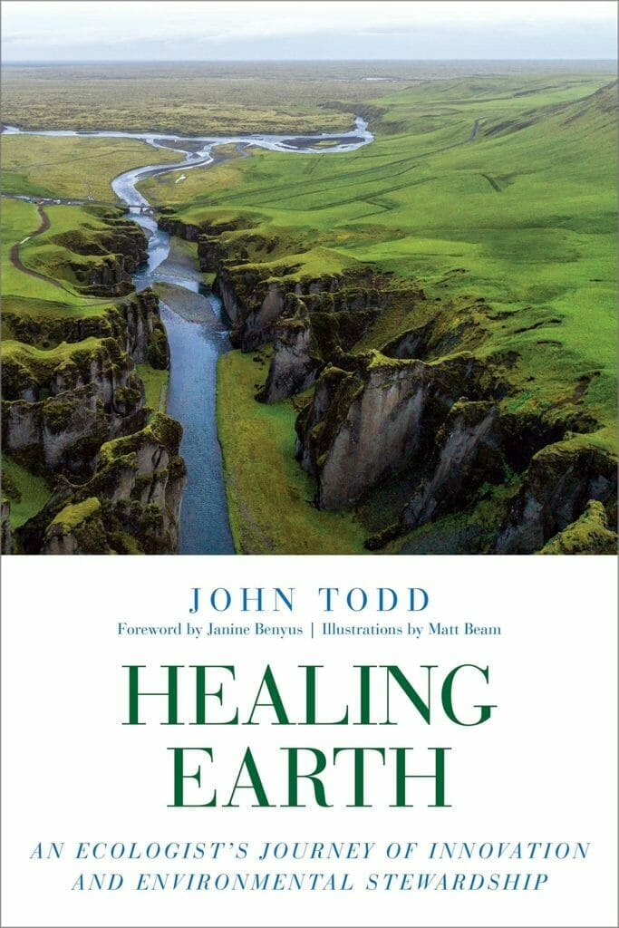 Healing Earth Tarot A Journey In Self Discovery By: A Review Of John Todd, 2019, HEALING EARTH: An Ecologist's