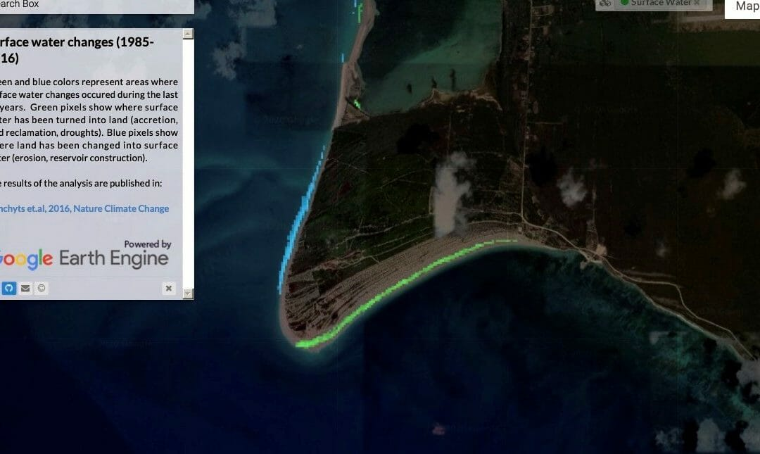 Palmetto point development: potential impacts on Barbuda's fisheries